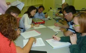 Reunión de profesores