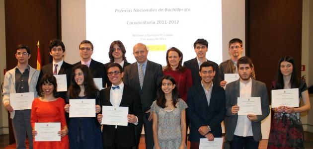 Premios Nacionales de Bachillerato
