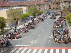 Tertulias dialógicas en el CEIP Cervantes de Fuenmayor (La Rioja)
