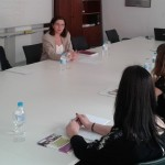 Reunión CNIIE representantes municipalidad Vitacura Chile