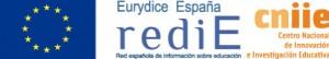 Logotipos Eurydice España-REDIE-CNIIE