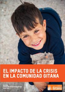 Portada Informe Impacto de la crisis en la Comunidad Gitana