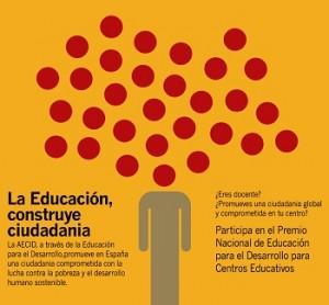 Cartel premio Vicente Ferrer