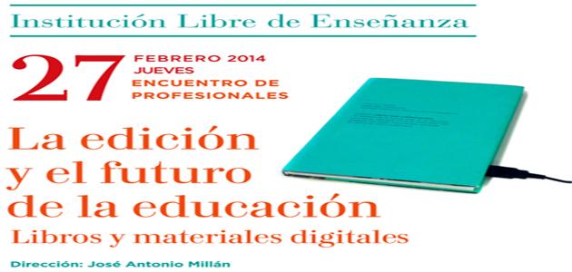 La edición y el futuro de la educación