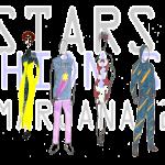 stars fashion show