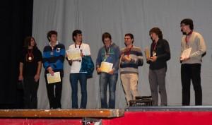 Seis medallas de oro y medalla de plata, 7º clasificado.