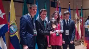 Premio Olimpiadas Iberioamericanas Biología