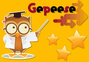 Imagen de la web de gepeese