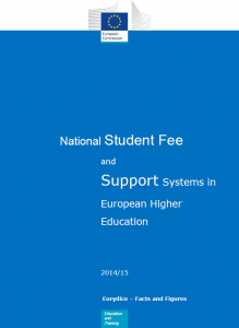 estudio Tasas educación superior europa