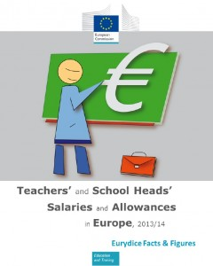 Estudio de Salarios de Profesores y Directores de Escuela 2013-14
