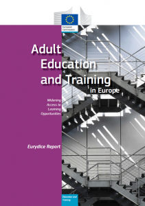 Portada de Adult Education and Training