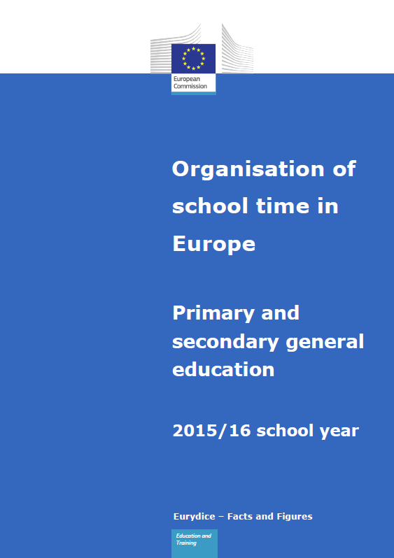 BD Organisation of school time in Europe