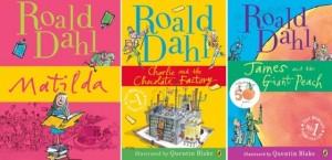 Libros Roald Dahl McDonald´s