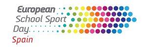 Logotipo Día Europeo del Deporte Escolar