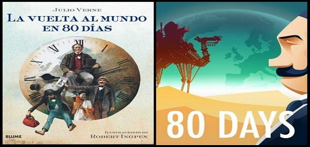 Imagen videojuego 80 days