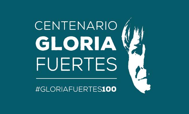 Imagen Centenario Gloria Fuertes