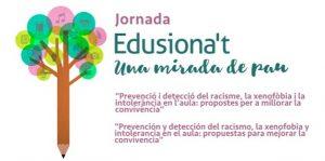 Logo jornada Edusiona't