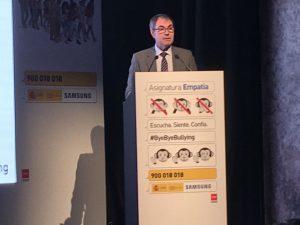 D. Marco Aurelio Rando, Director General de Evaluación y Cooperación Territorial del Ministerio de Educación, Cultura
