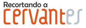 Imagen logo Recortando a Cervantes