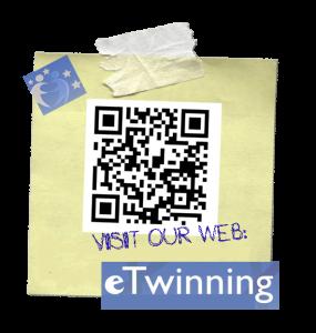 eTwinning QR