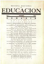 Revista Educacion Antigua