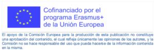 Cofinanciado por el programa Erasmus+ de la UE
