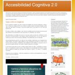 Accesibilidad cognitiva 2.0