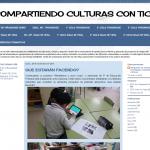 Compartiendo culturas con TIC