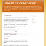 Proyecto de Cultivo Celular
