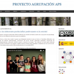 proyecto agrupación aps